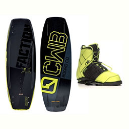 CWB Faction Blem Wakeboard With LTD Faction Bindings 2017, , 256