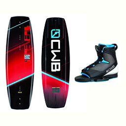 CWB Reverb Demo 2 Wakeboard With Optima Bindings 2017, , 256