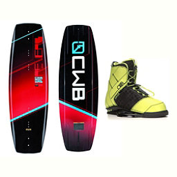 CWB Reverb Demo Wakeboard With LTD Faction Bindings 2017, , 256