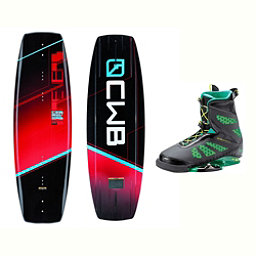 CWB Reverb Demo Wakeboard With MD Bindings 2017, , 256