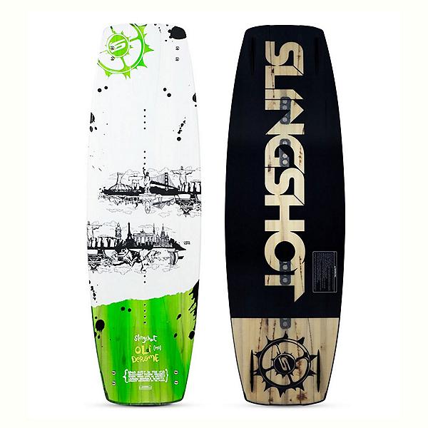 Slingshot Oli Wakeboard 2017, 140cm, 600