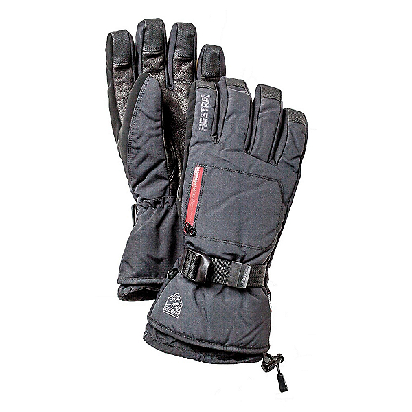 Hestra Czone Pointer Gloves, Black, 600
