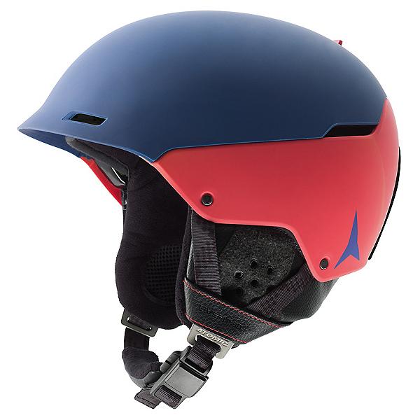 Atomic Automatic LF 3D Helmet, Shade-Orange, 600