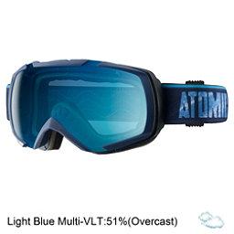 Atomic Revel ML Goggles 2017, Dark Blue-Light Blue Multilaye, 256