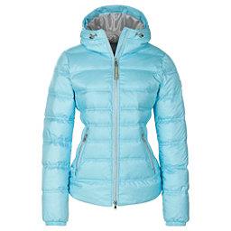 Bogner Kiki Down 16 Womens Insulated Ski Jacket, Ibiza Blue, 256