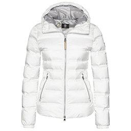 Bogner Kiki Down 16 Womens Insulated Ski Jacket, Off White, 256