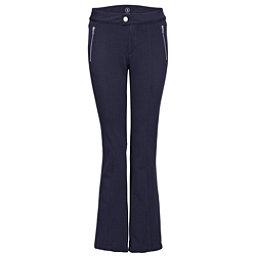 Bogner Fire + Ice Jet 16 Womens Ski Pants, Navy-Silver, 256