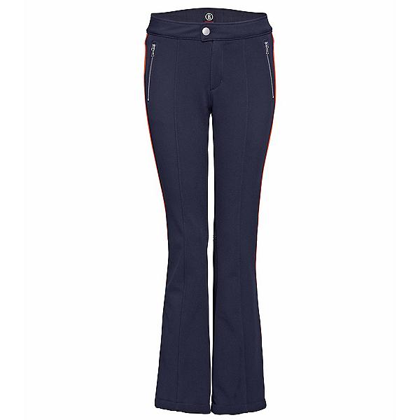Bogner Fire + Ice Jet 16 Womens Ski Pants, Navy-Red, 600
