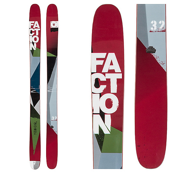 Faction Chapter Skis, , 600