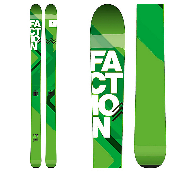 Faction Agent 100 Skis, , 600