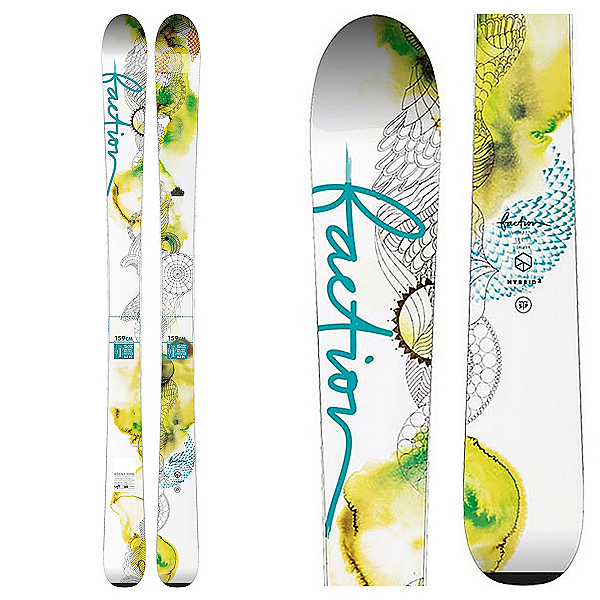 Faction Agent 90 W Womens Skis, , 600