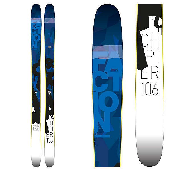 Faction Chapter 106 Skis, , 600