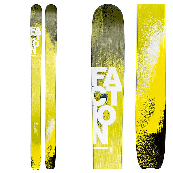 Faction Eleven5 B Skis, , 600