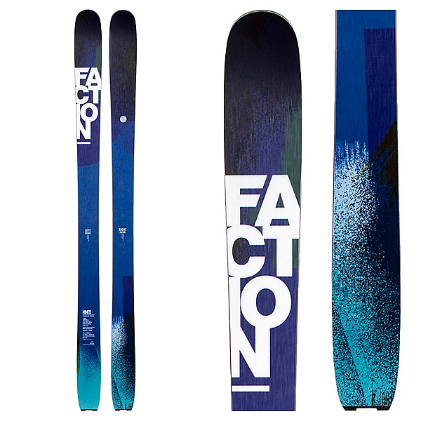 Faction Nine5 Skis, , 600