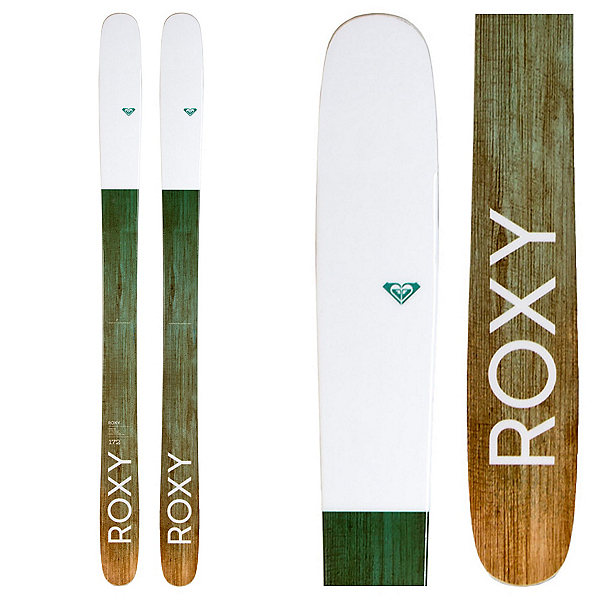 Roxy Shima 106 Womens Skis, , 600