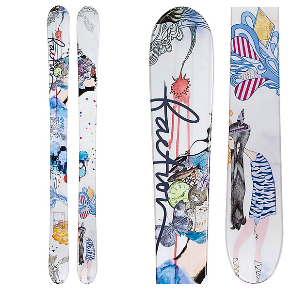 Faction Supertonic S Womens Skis, , 600