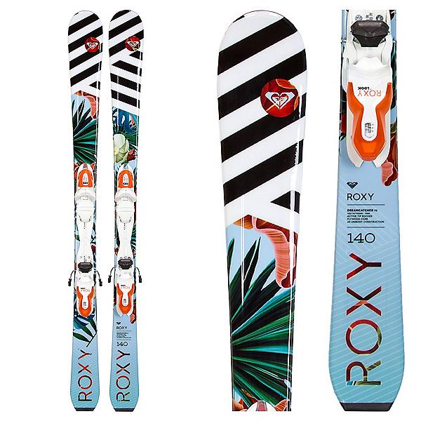 Roxy Dreamcatcher 75 Womens Skis with Xpress 7 Bindings, , 600