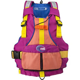 MTI BOB Kids Kayak Life Jacket, Berry, 256