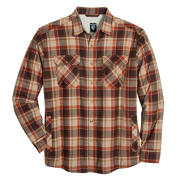 KUHL OutRydr Mens Flannel Shirt, , 600
