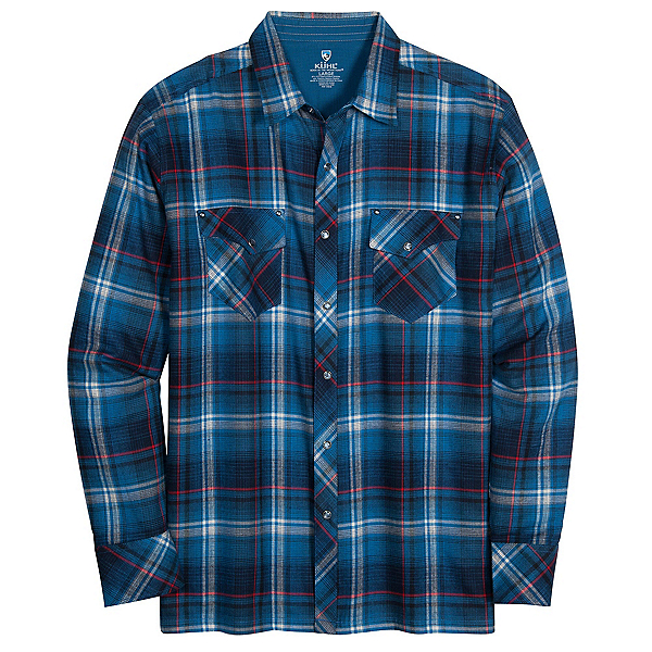 KUHL Lowdown Mens Flannel Shirt, , 600