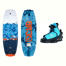 CWB Charger Kids Wakeboard With Tyke Bindings 2017, , 256