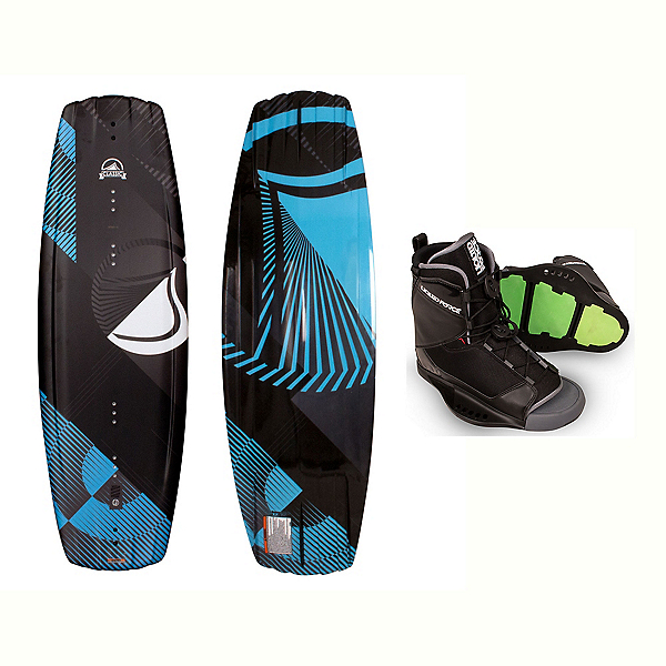 Liquid Force Classic Wakeboard With Transit Bindings 2017, , 600
