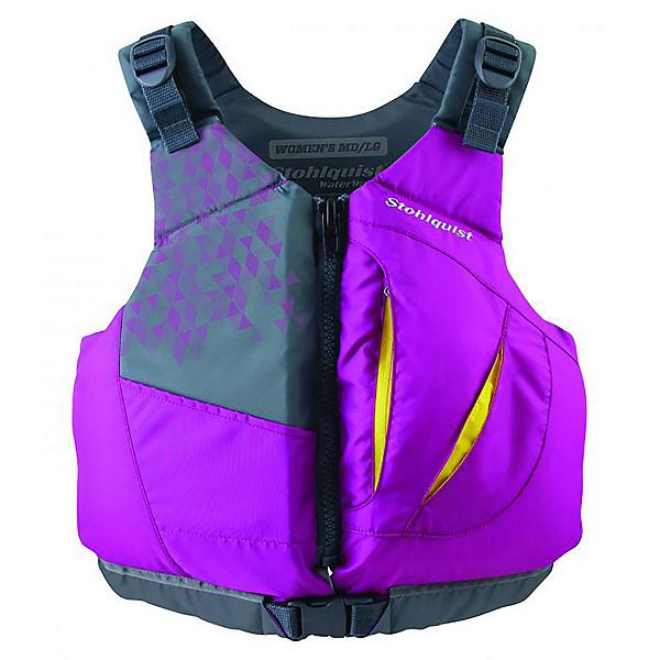 Stohlquist Escape Womens Kayak Life Jacket 2019, Violet, 600