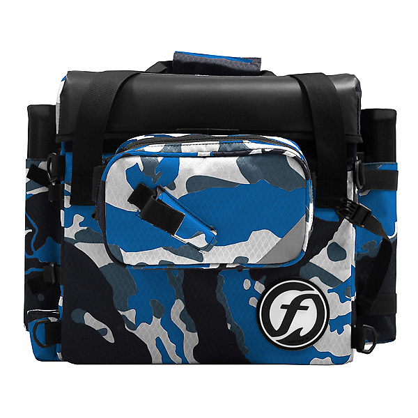 Feelfree Crate Bag 2019, Blue Camo, 600