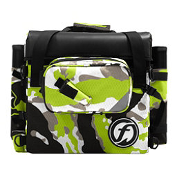 Feelfree Crate Bag 2018, Lime Camo, 256