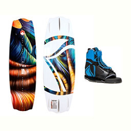 Liquid Force Trip Package Wakeboard With Index Bindings 2017, , 256