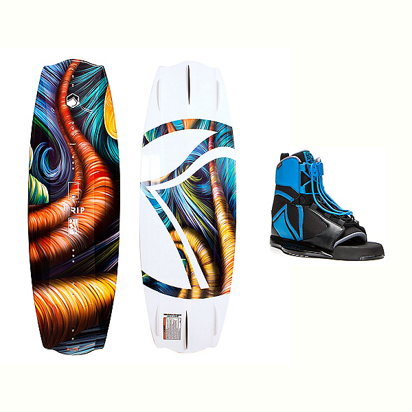 Liquid Force Trip Package Wakeboard With Index Bindings, , 600