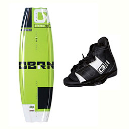 O'Brien System Wakeboard With Clutch Bindings 2017, 135cm, 256