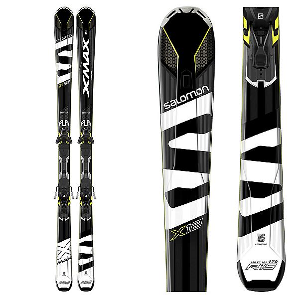 Salomon X-Max X12 Skis with XT 12Ti Bindings, , 600