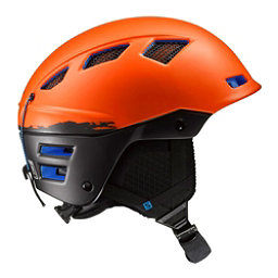 Salomon MTN Charge Helmet, Orange-Black, 256