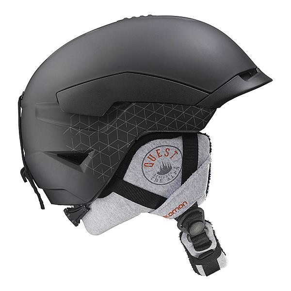 Salomon Quest Access Helmet, Black Matte, 600