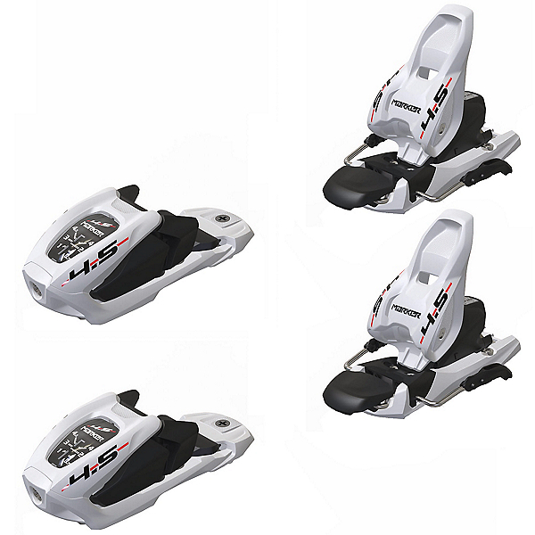 Marker M 4.5 Junior Ski Bindings 2018, , 600
