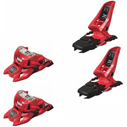 Marker Squire 11 ID Ski Bindings 2018, Red, 256