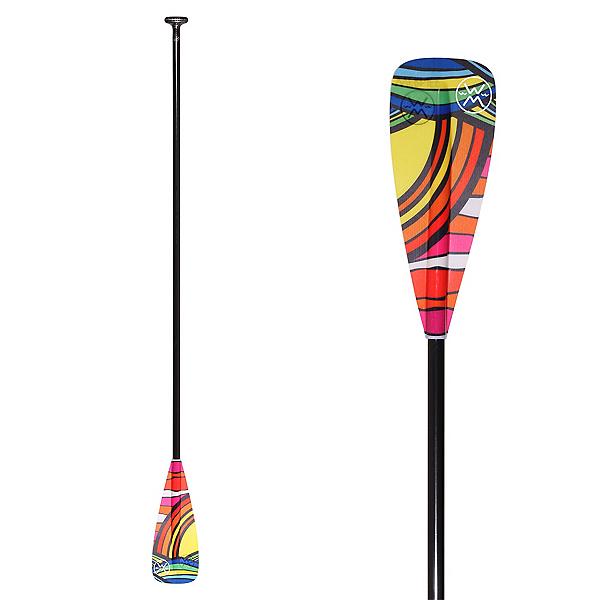 Werner Paddles Zen 85 Performance Adjustable Stand Up Paddle, Dawn Patrol, 600