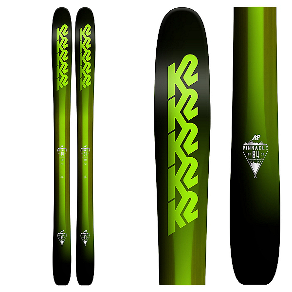 K2 Pinnacle Jr. Kids Skis 2018, , 600