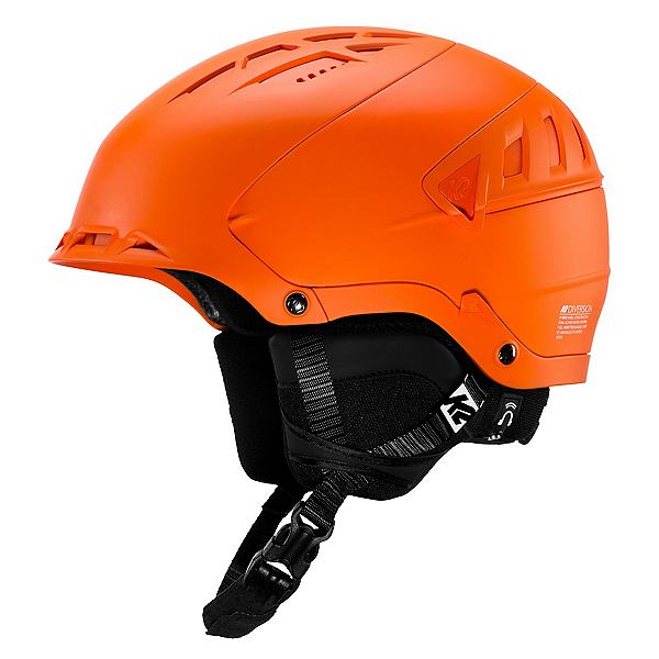K2 Diversion Audio Helmets, Orange, 600