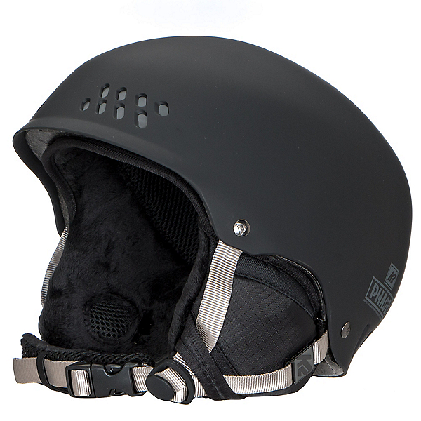 K2 Phase Pro Audio Helmet 2019, Black, 600