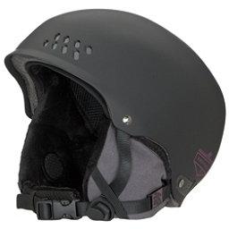 K2 Emphasis Womens Audio Helmet 2019, Black, 256