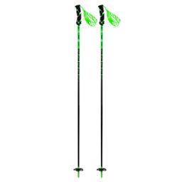 K2 Power Carbon Ski Poles 2018, Green, 256
