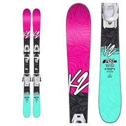 K2 Missy Kids Skis with FDT 4.5 Bindings 2018, , 256