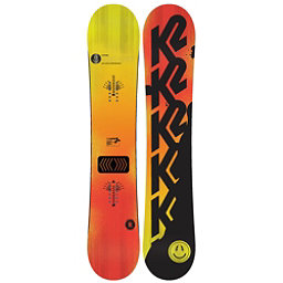 K2 Happy Hour Snowboard 2018, 151cm, 256