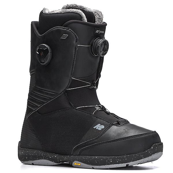 K2 Renin Snowboard Boots 2018, Black, 600