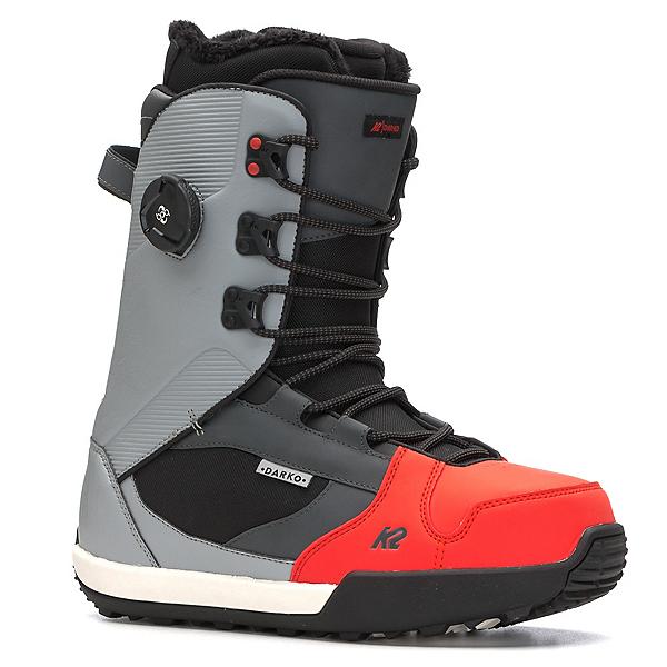 K2 Darko Snowboard Boots 2018, Grey, 600