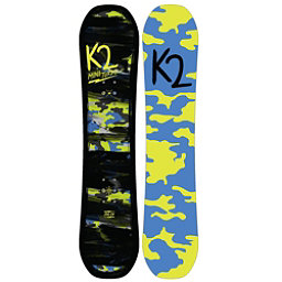 K2 Mini Turbo Boys Snowboard 2019, 100cm, 256