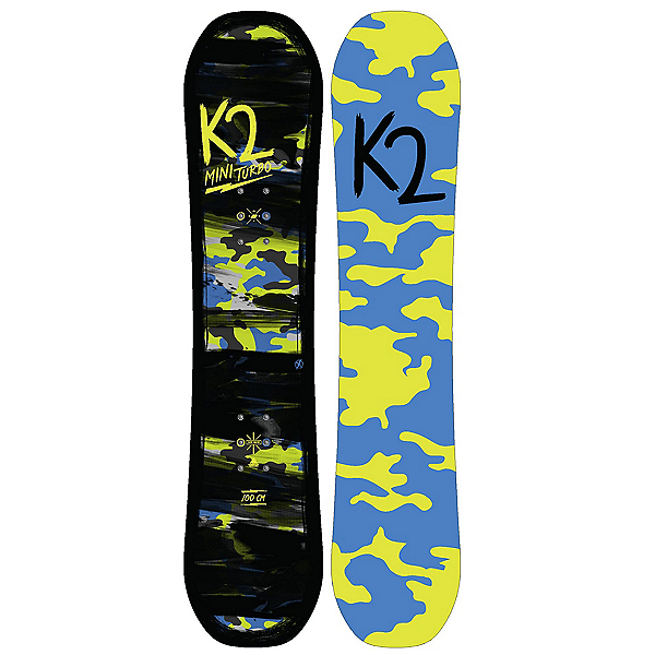 K2 Mini Turbo Boys Snowboard, 100cm, 600
