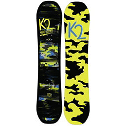 K2 Mini Turbo Boys Snowboard 2019, 110cm, 256